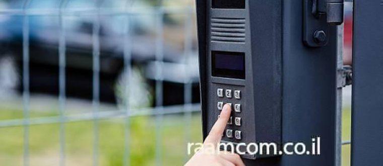 מערכות אינטרקום לבית או לעסק